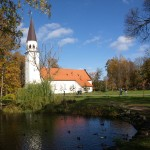 Сигулда, лютеранская церковь