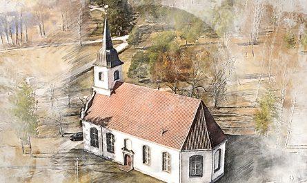 Церковь в Балтэзерс