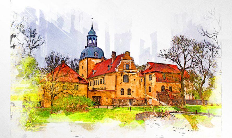 Замок Лиелстраупе