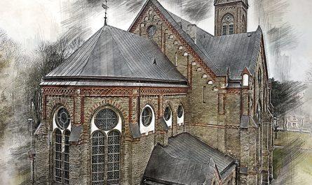 Церковь Лютера в Риге